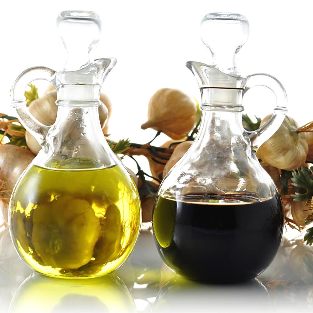 Vinegar Bottles -