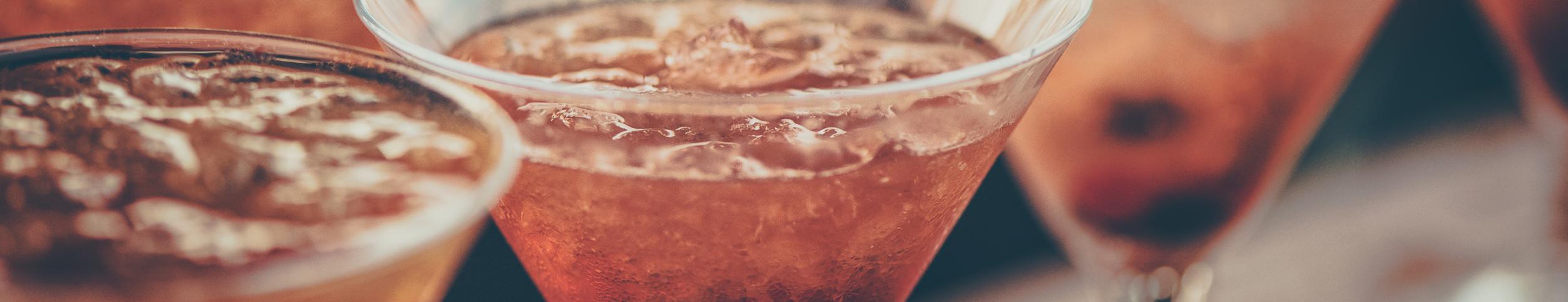 Drinks and Barware -