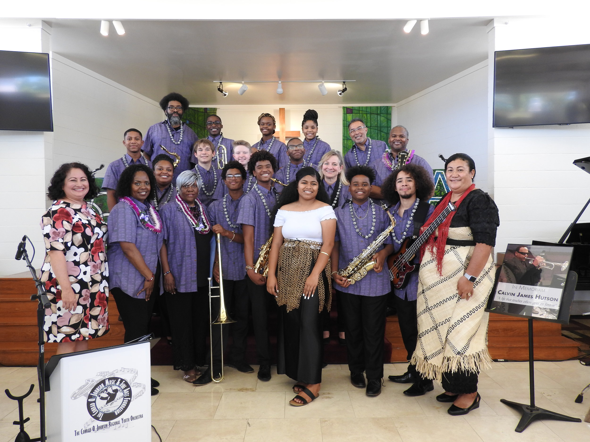 2019 Cross-Cultural Concert and College Tour - Hawaii -