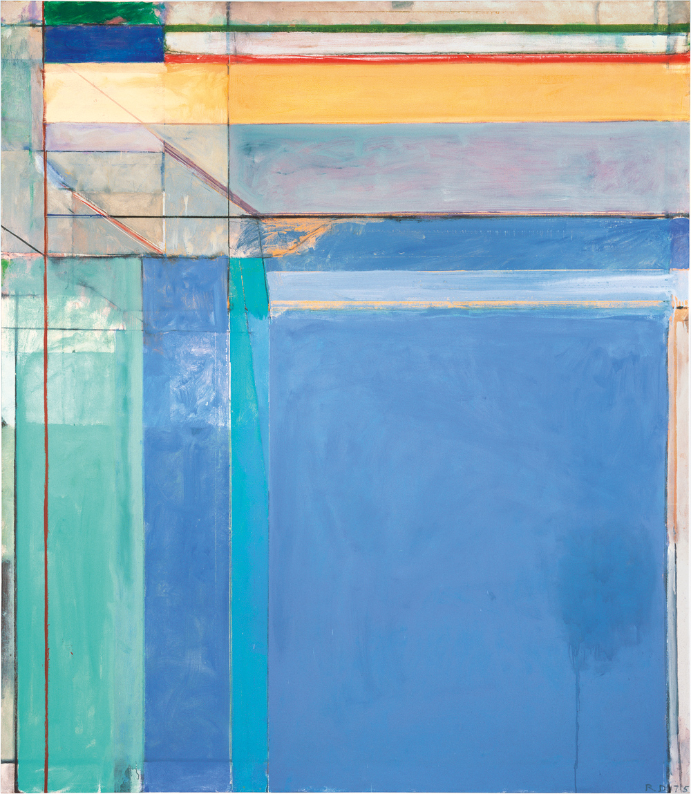 ART PREVIEW: RICHARD DIEBENKORN
