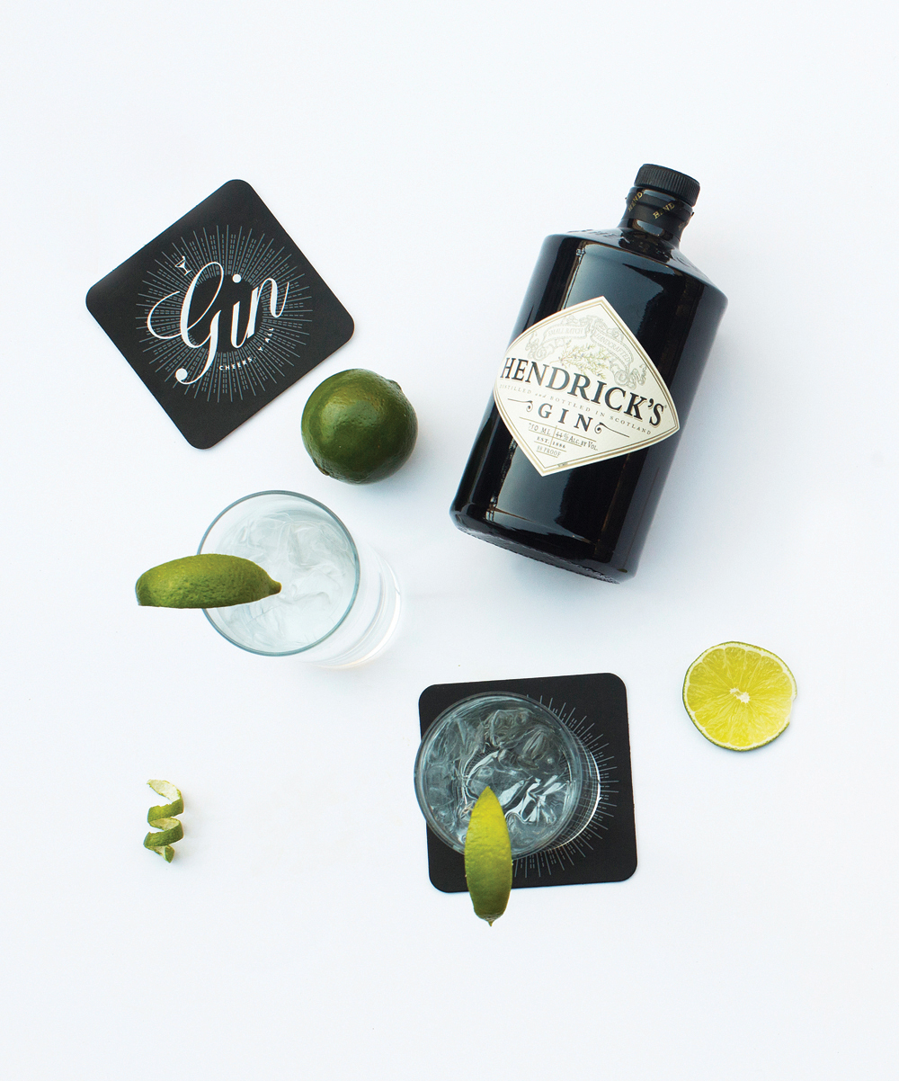 IN DEFENSE OF GIN