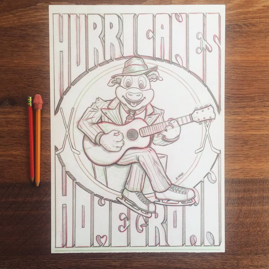 GeorgeHage_HurricanesBlues-Pencils.jpg