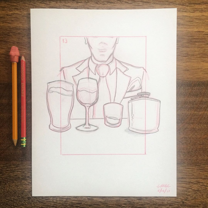 GeorgeHage_TheClassyAlcoholic-Pencil.png
