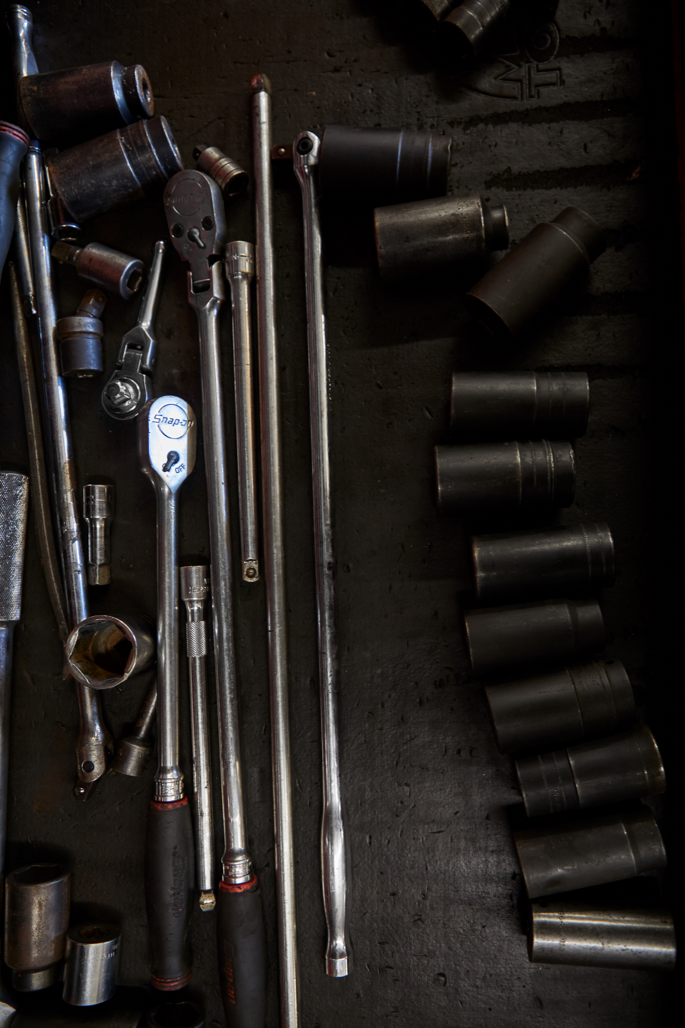 Socket wrenches
