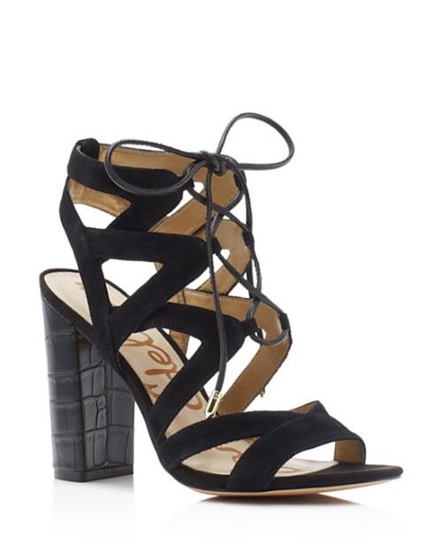 Sam Edelman Lace Up Sandals