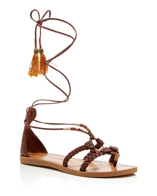 Dolce Vita Lace Up Sandals