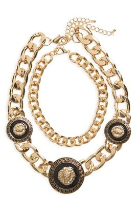 Nordstrom BP Chunky Statement Necklace