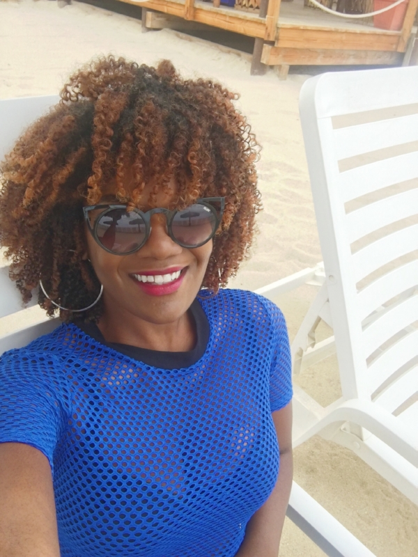 How To Pack Natural Hair Products For Your Vacation