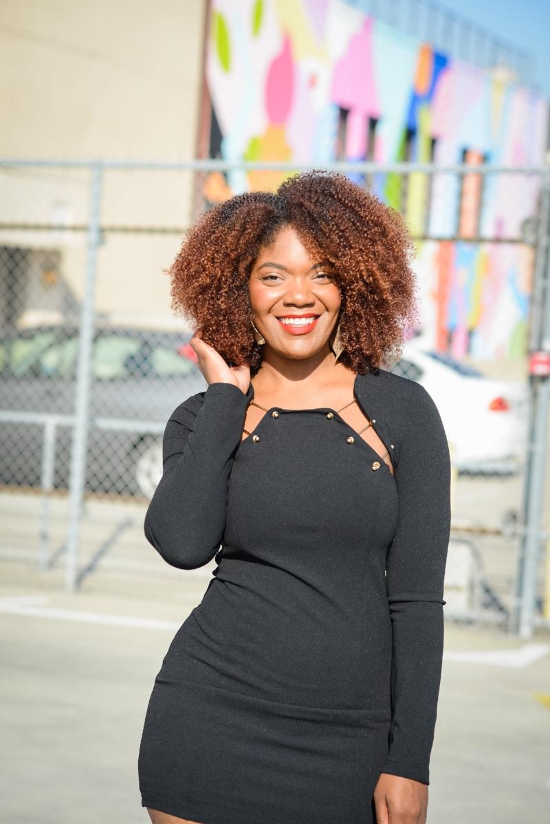 Arteresa Lynn - Style & Natural Hair Blogger From Los Angeles
