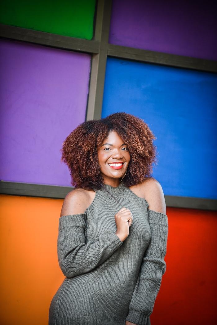 Natural Hair Blogger - Arteresa Lynn