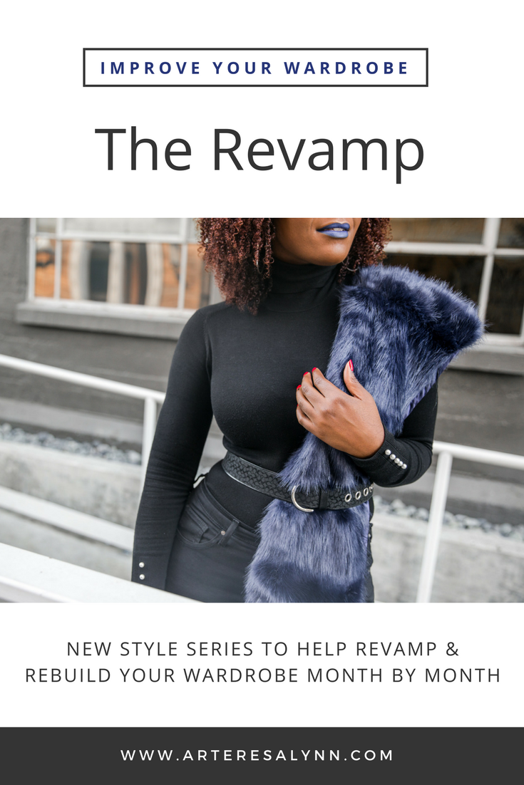 How To Revamp Your Wardrobe In 2 Easy Steps