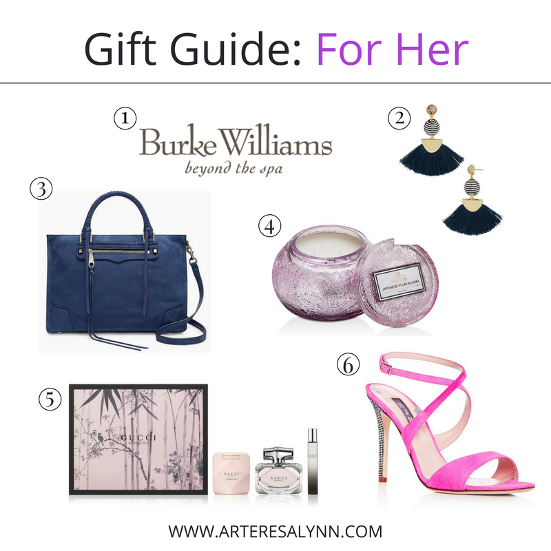 Last Minute Valentine's Day Gift Guides For Him & Her
