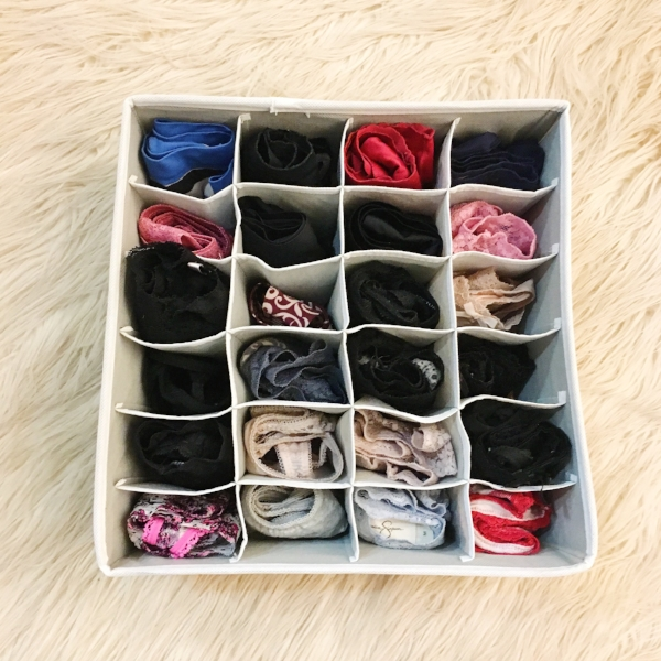 How To Organize Your Underwear Drawer In 3 Easy Steps