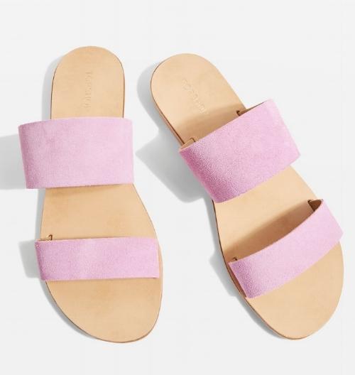 Happy Two Part Sandals