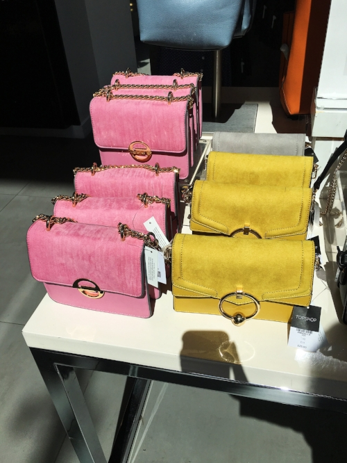 Topshop Spring Handbags