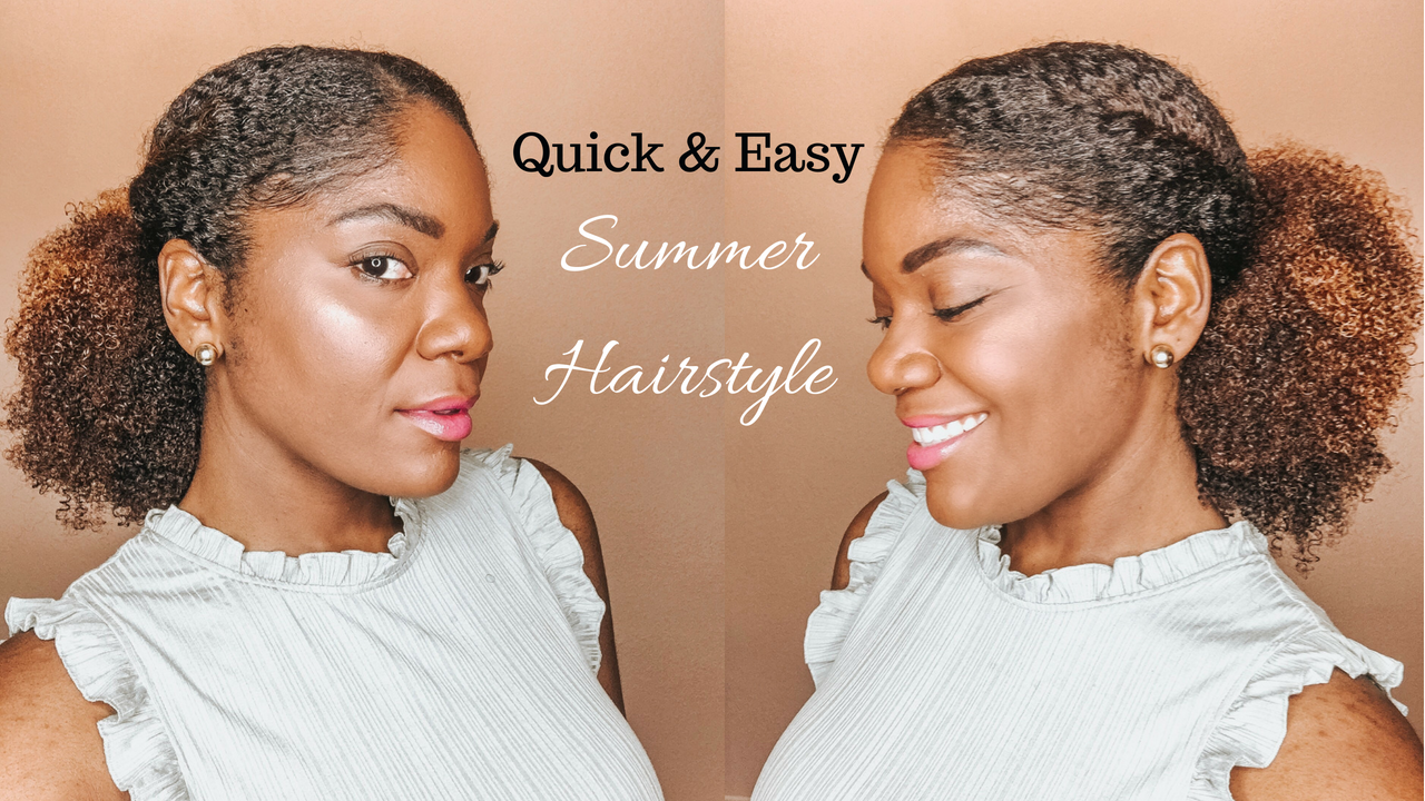 How To Style Natural Hair Blog Arteresa Lynn