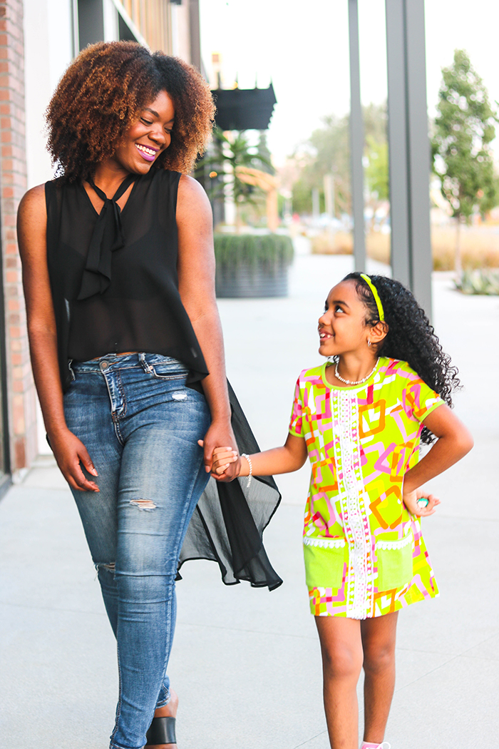 Auntie and Niece Style Blogger