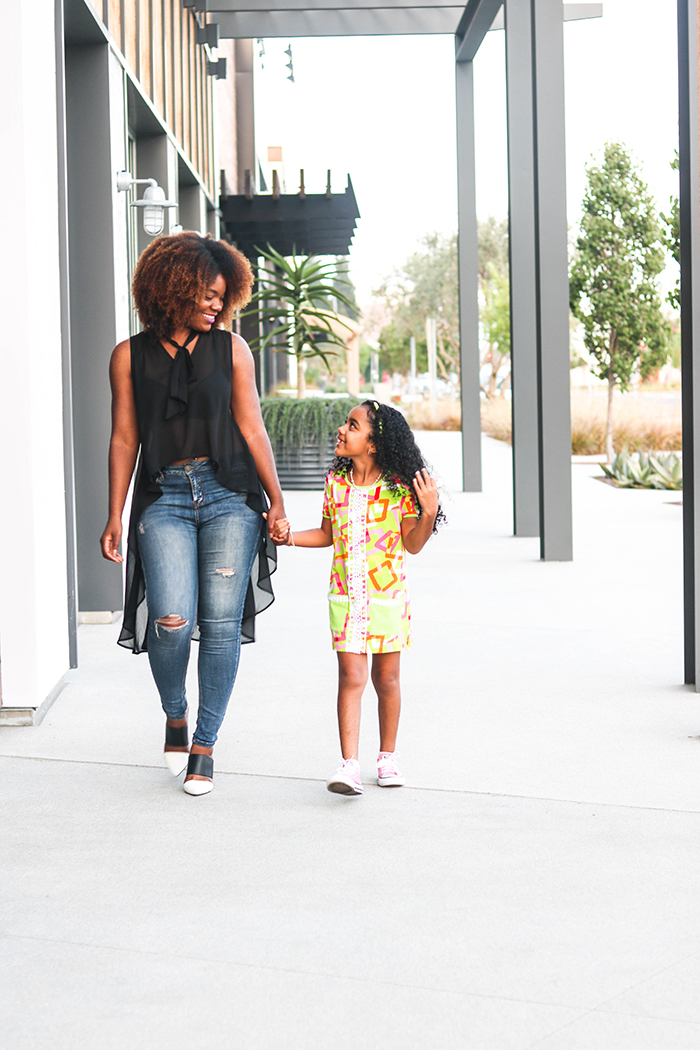What I Learned From My 7-Year Old Niece About Being Grateful