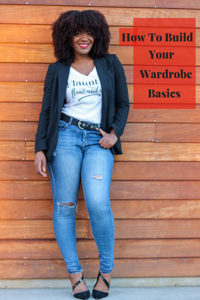 How To Build Your Wardrobe Basics On A Budget