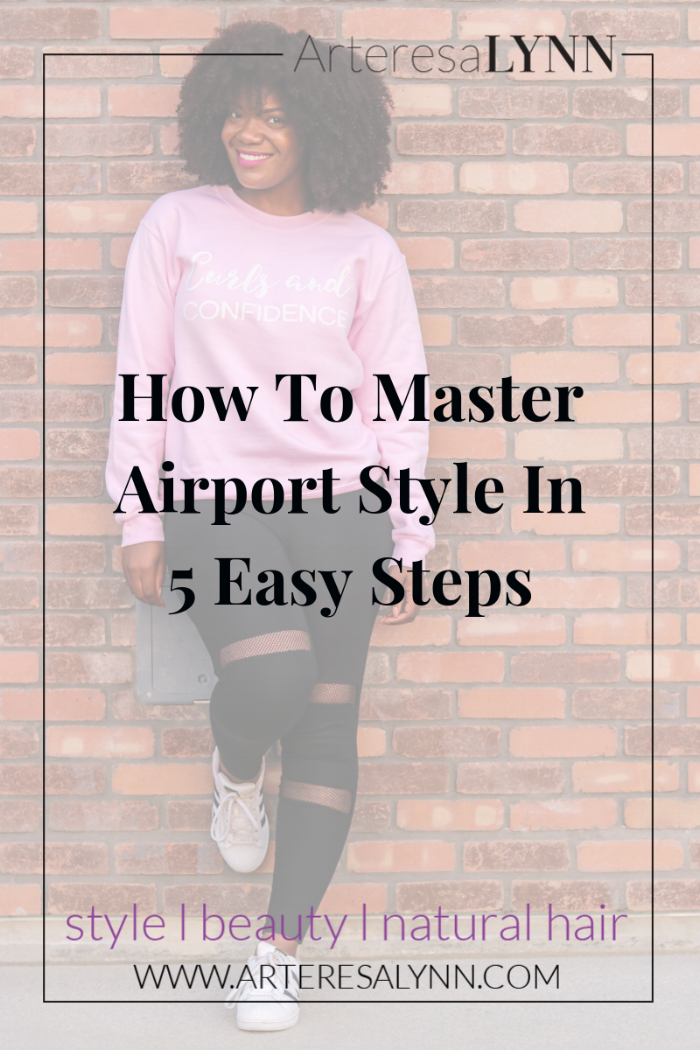 How To Master Airport Style In 5 Easy Steps