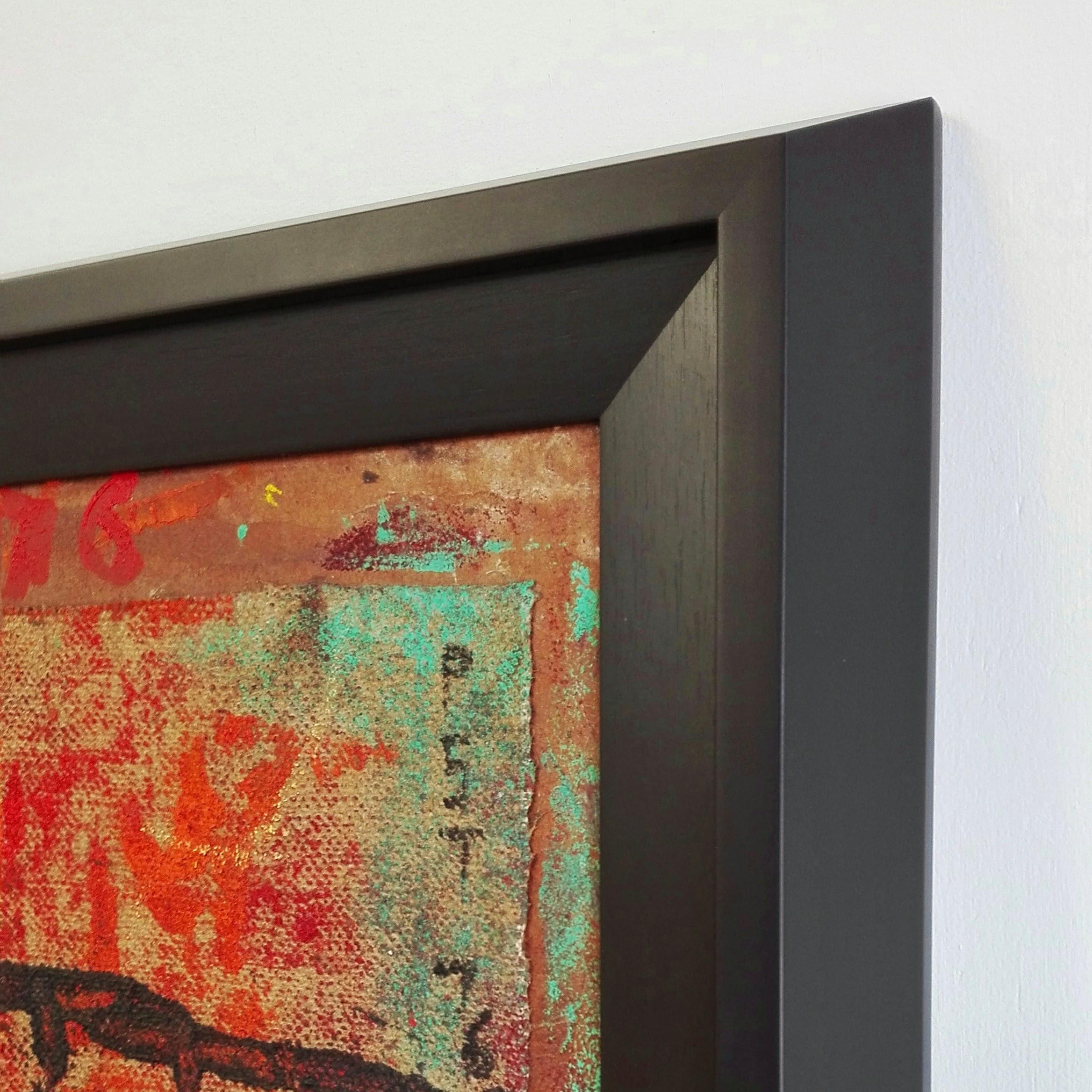 Corner detail - Philip Trusttum reframe