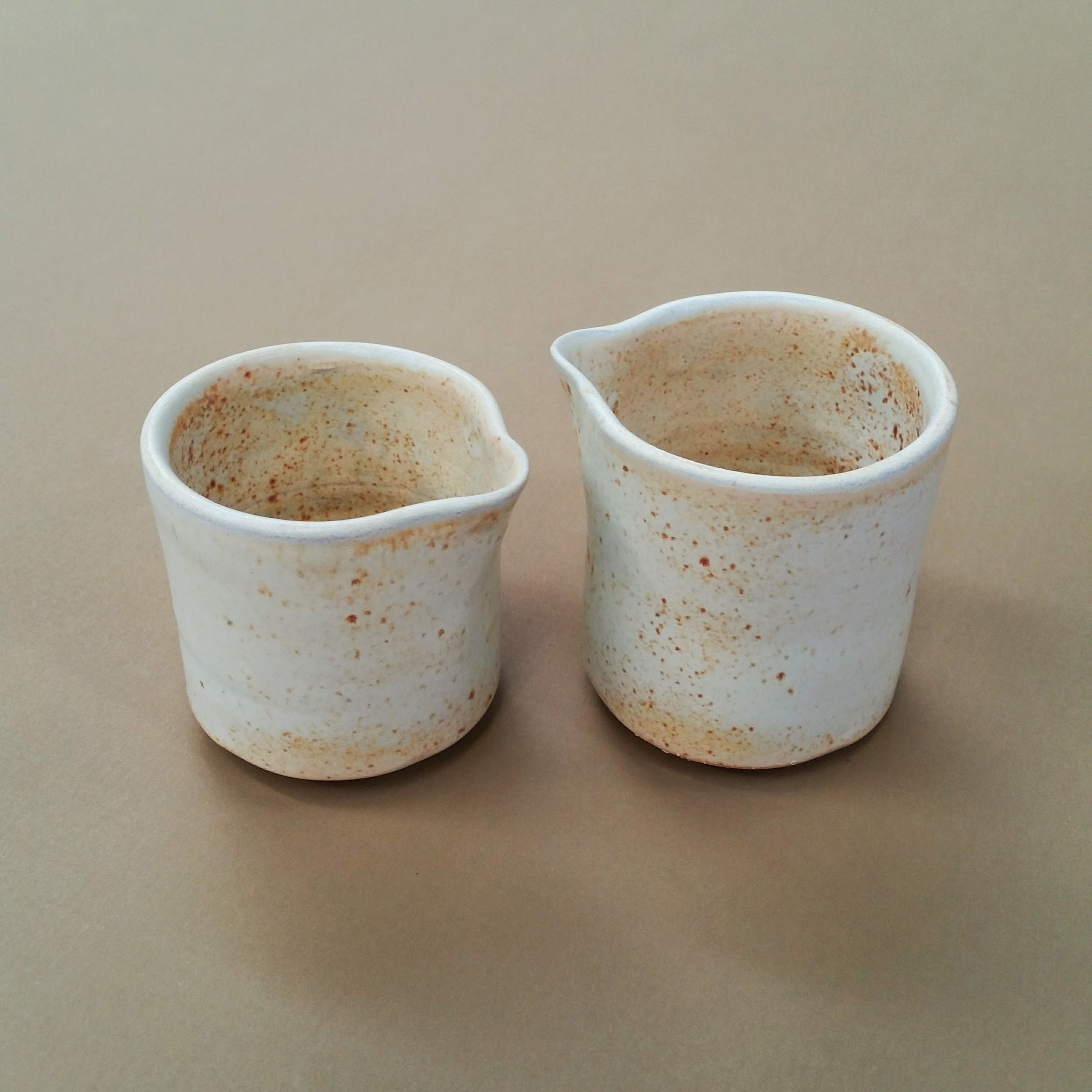 Kim Morgan Pottery - small jugs