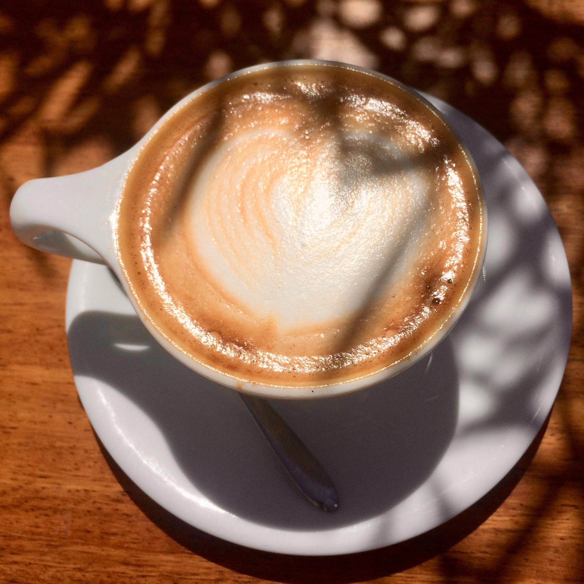 Coffee; Solana Beach, California