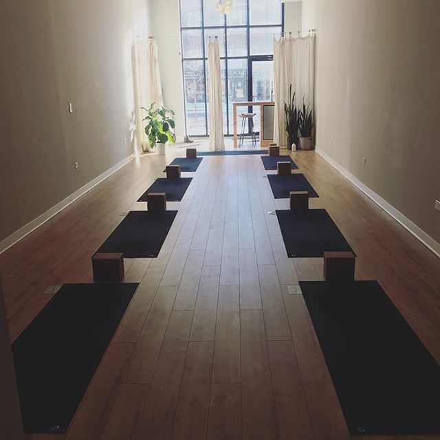 ✨ Non-heated yoga ✨  If you're looking for an alternative to your heated practice, our classes are perfect for you! We also provide free mats and blocks in every class - you just need to show up ready to move.