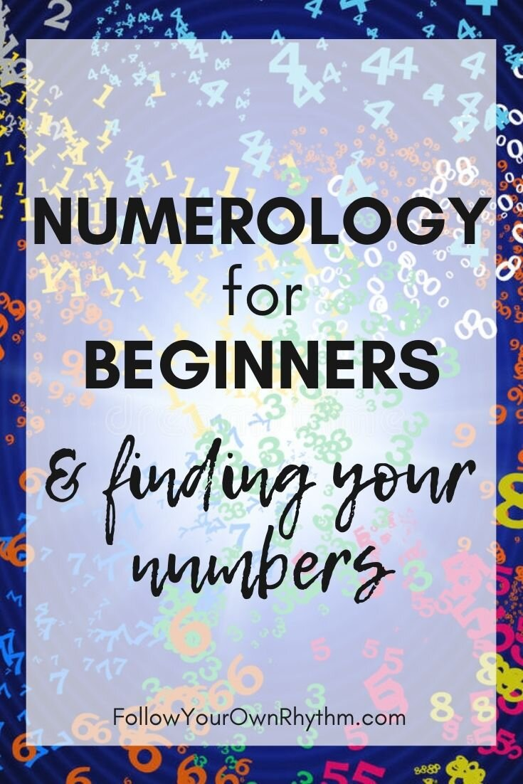 Numerology Numbers and Meanings - Numerology