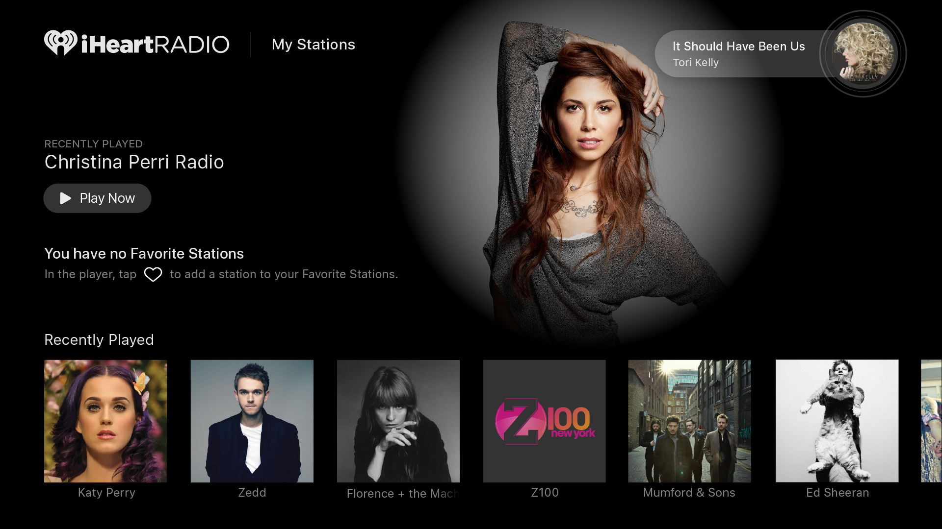 iHR_APPLETV_browse_v7_04b_BROWSE_MYSTATIONS_no favs recently played.png