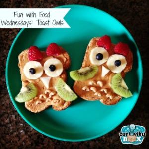 Toast Owls