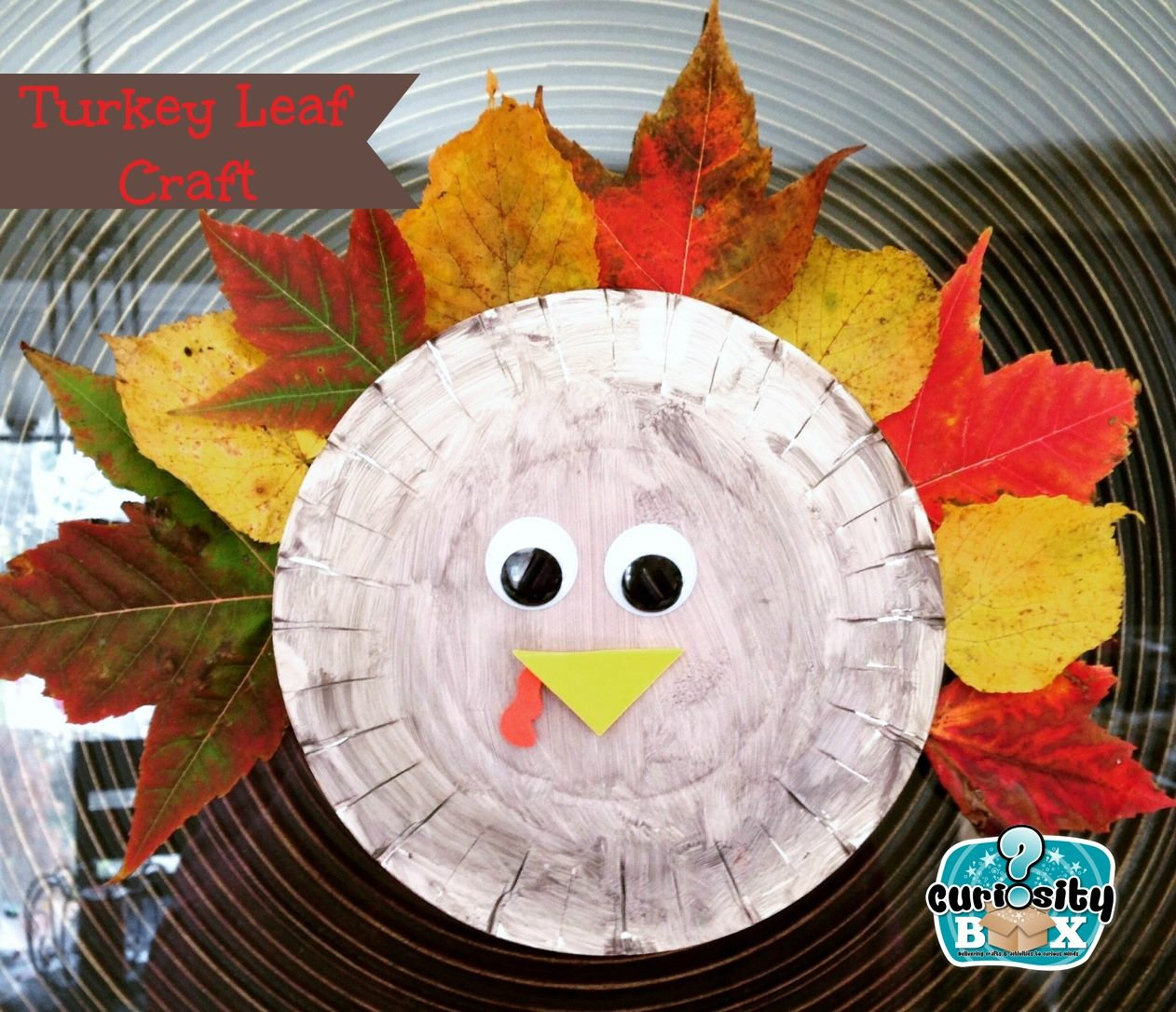 Turkey Plate Craft