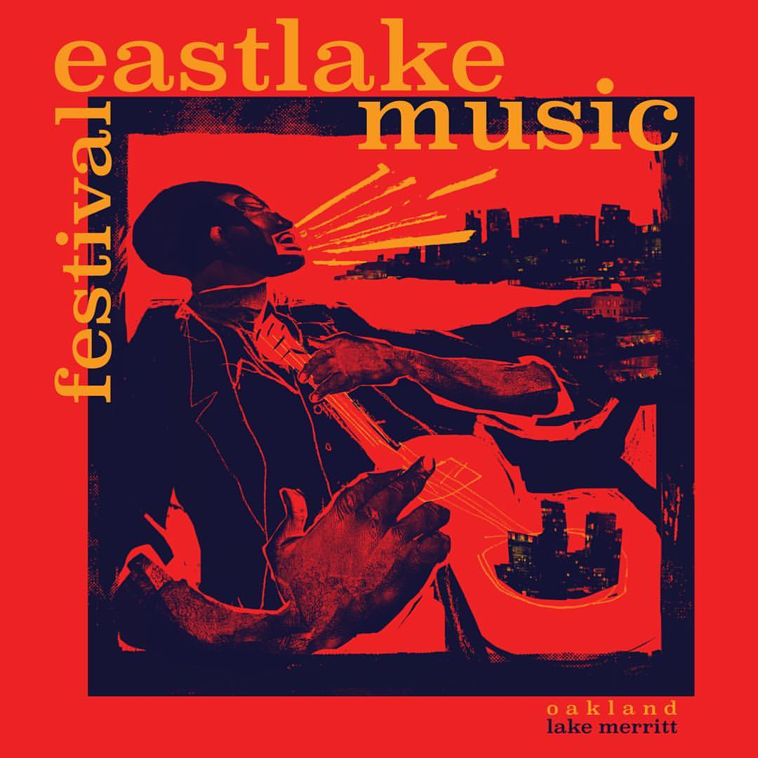 Wooohooo! We're playing Eastlake Music Festival, a FREE outdoor celebration of community and music at Lake Merritt in Oakland - with these great bands!    /////  Saturday May 28th, 1pm - 9pm, all set times TBA.  David Harness, Eyes on the Shore, Picture Atlantic,Oakland Interfaith Gospel Choir, Oakland Interfaith Youth Choir, Tumbledown House, David Gans, The Jamming Nachos, Bear Lincoln, Sal's Greenhouse,Hip Hop for Change, DANCE-A-VISION, Brian Salazar, and Plural Music. — at Eastlake Music Festival.
