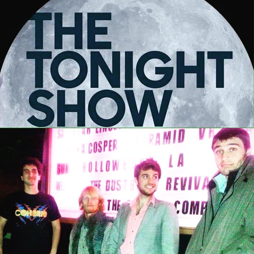 The Tonight Show: starting us and more. Tonight!    Ashkenaz // Berkeley // doors 6:30 // $10-20 donation      Set times(over by 11:00):  Jeremy Lyon: 7:00  Sweet Plot: 8:00  Bear Lincoln: 9:00   (at Ashkenaz)