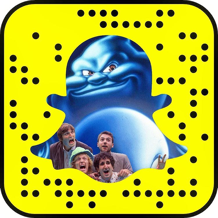 The friendly band  p.s. now on snapchat @bearlincoln (at Snapchat)