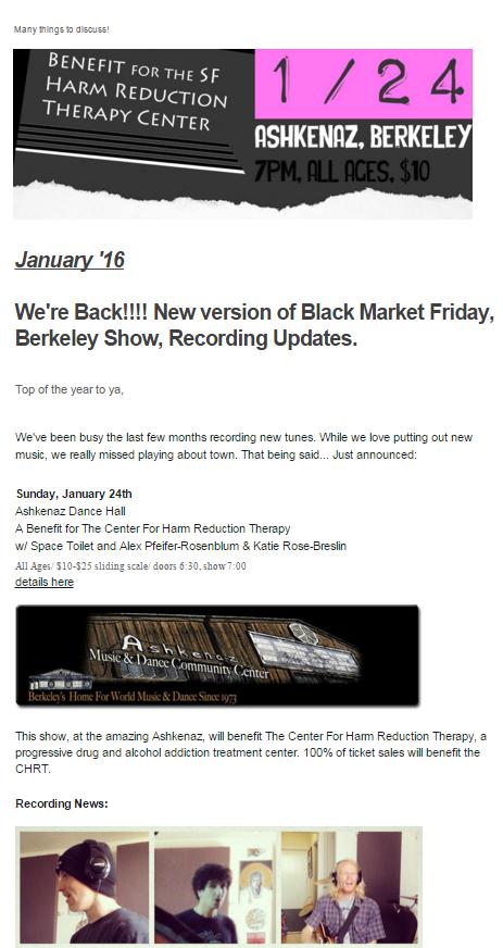 New year, new news, new newsletter!  http://bit.ly/1TEWPYK