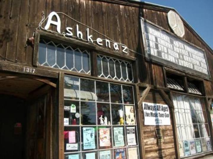 Just Announced! Bear Lincoln @ Ashkenaz in Berkeley, CA - January 24th