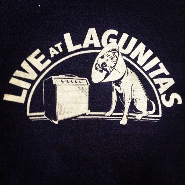 Here's where we'll be this upcoming weekend: playing live at the one and only @lagunitasbeer in Petaluma. 21+ No cover. Saturday, April 18th from 3 to 6pm. Join us!