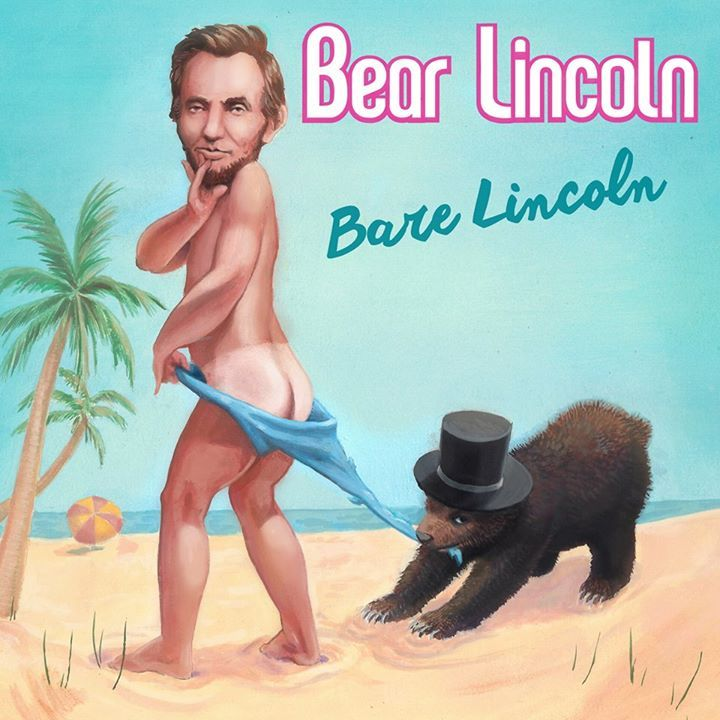 Just Announced! Bear Lincoln @ Awaken Cafe in Oakland, CA - February 28th