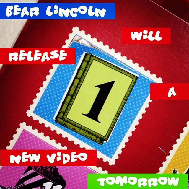 Bear Lincoln will release a new video tomorrow