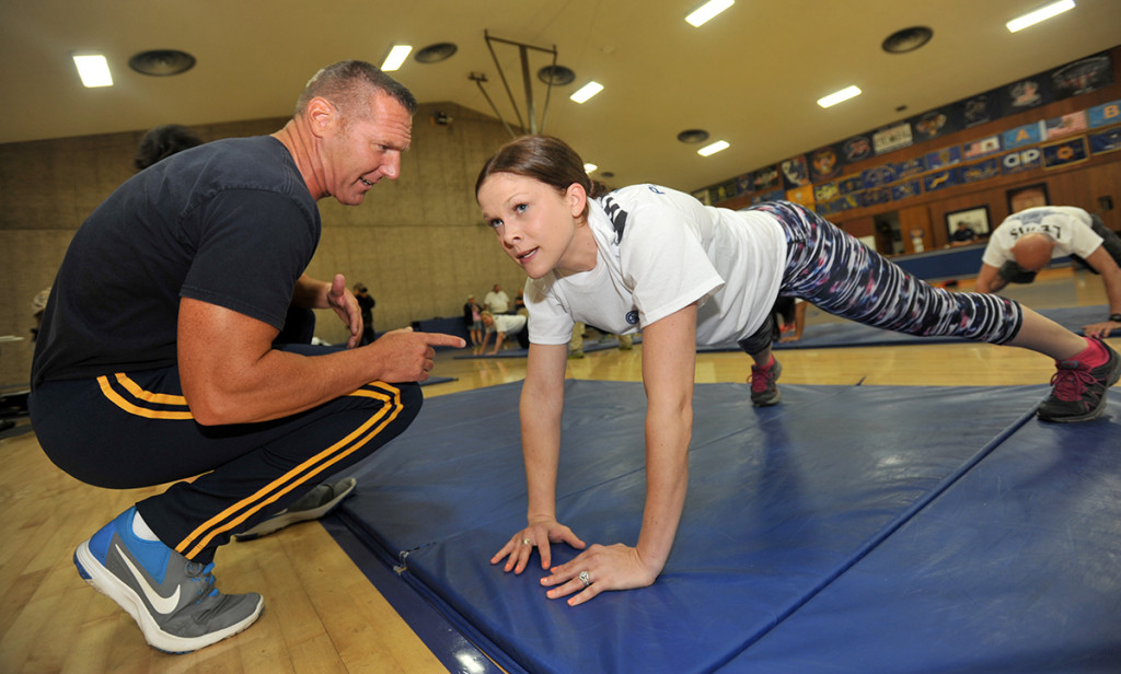 Police Physical Abilities Test