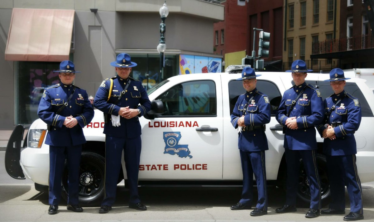 The Louisiana State Police Written Exam has been updated for 2019.