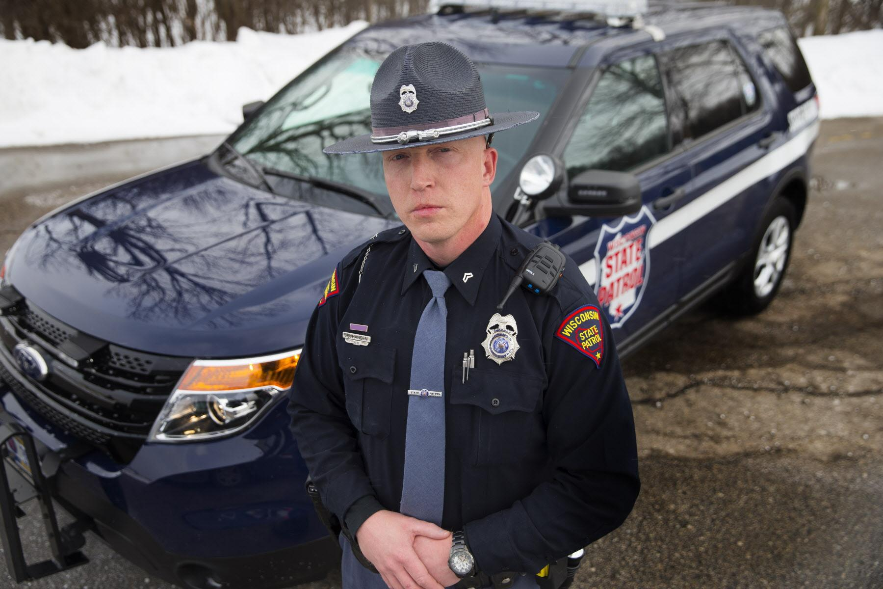 Most police departments in Wisconsin use the NCJOSI for their police written exam.