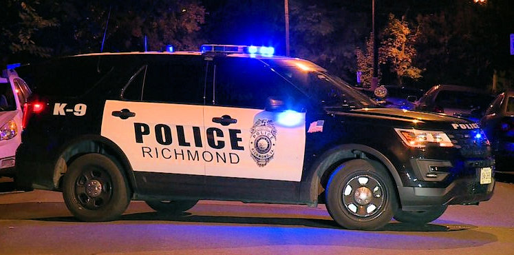 Contact the Richmond VA Police Department for their current written exam requirements.