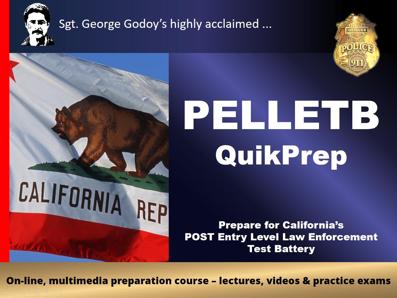 Best prep course is PELLETB QuikPrep