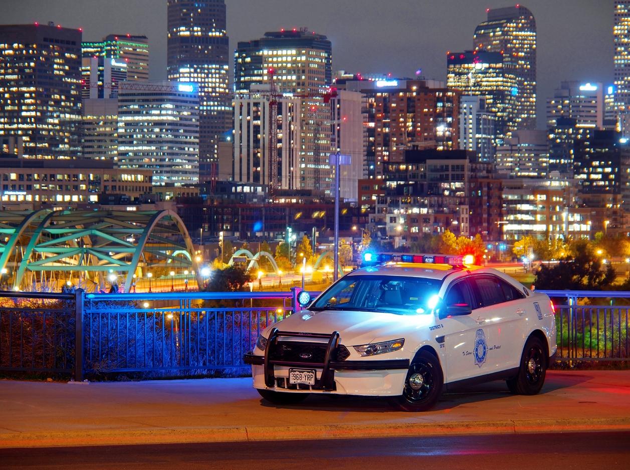 Denver Police use Frontline test for their written exam