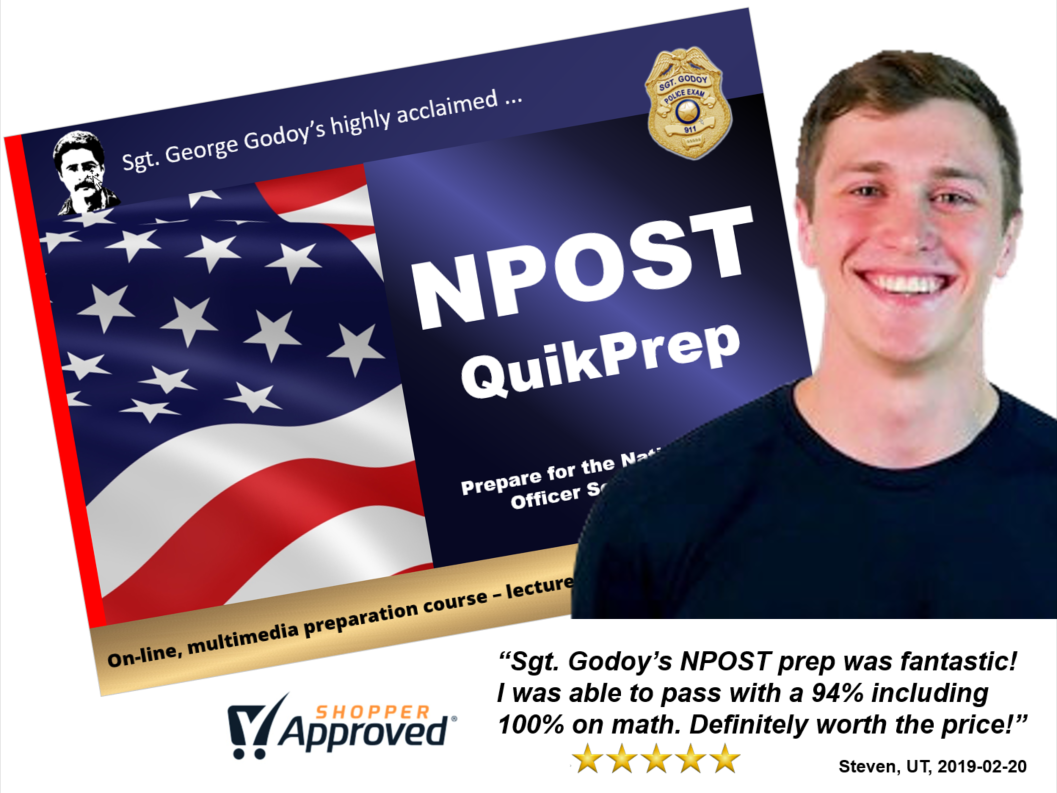 DART uses the NPOST for their entry-level written exam.