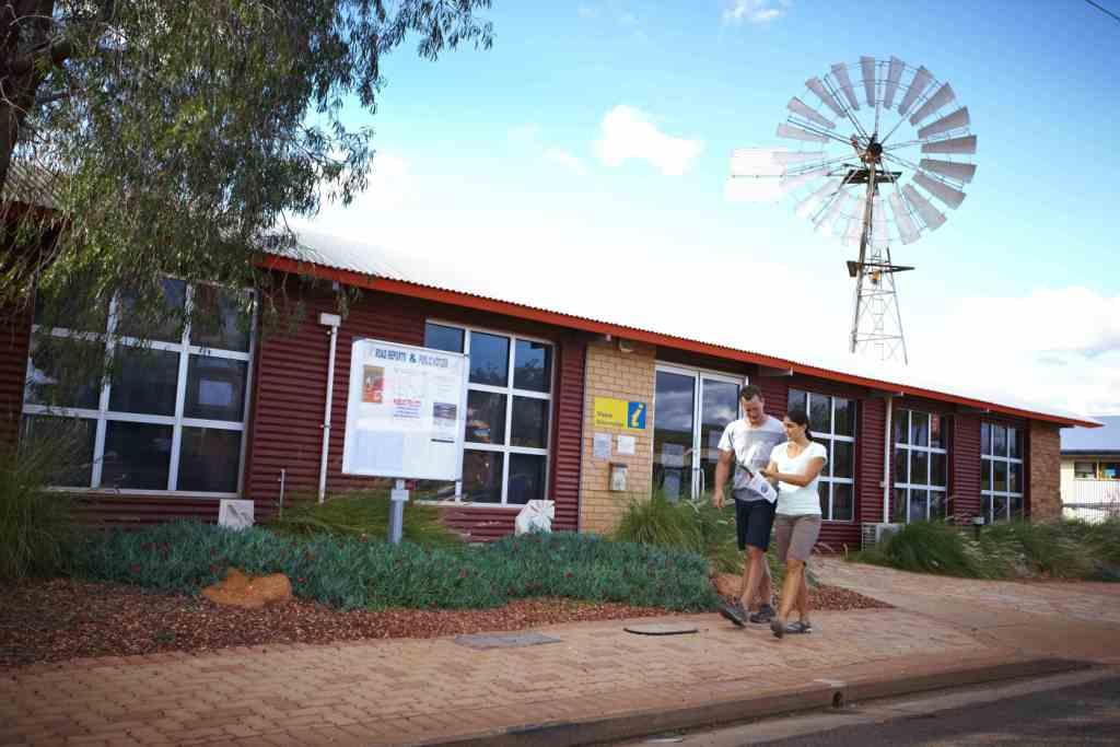 Quilpie Visitor Information Centre, Museum & Gallery