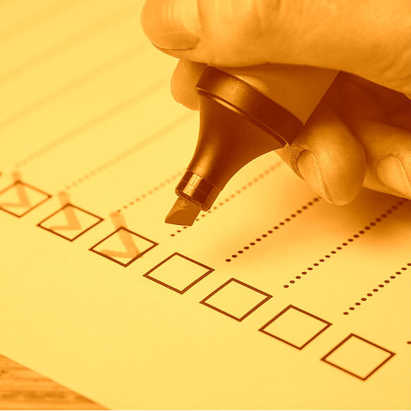 Template heritage survey procedure and checklist for native title parties