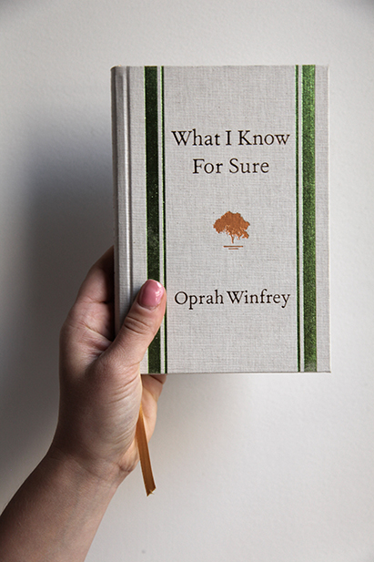 Pssst...Oprah, we'd love to interview you one day. How the heck do you choose the books that go in your book club? <3, GAL